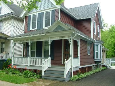 Rochester Single Family Home A-Active: 739 Meigs Street