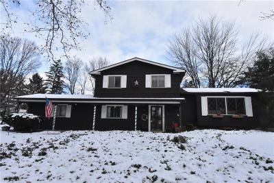 Penfield Single Family Home A-Active: 55 Wedgewood Drive