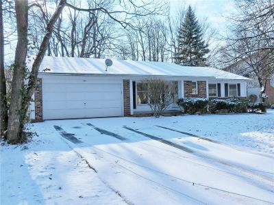 Rochester Single Family Home A-Active: 382 Heritage Drive North