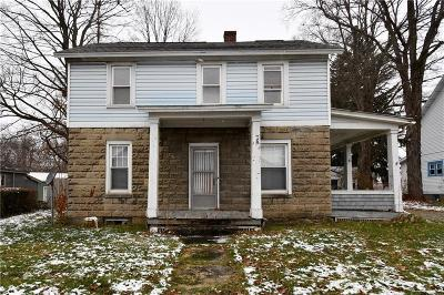 Frewsburg NY Single Family Home A-Active: $49,900