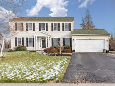 Rochester Single Family Home A-Active: 250 Cameron Hill Drive