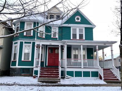 Monroe County Multi Family 2-4 A-Active: 143 - 145 Comfort St Street