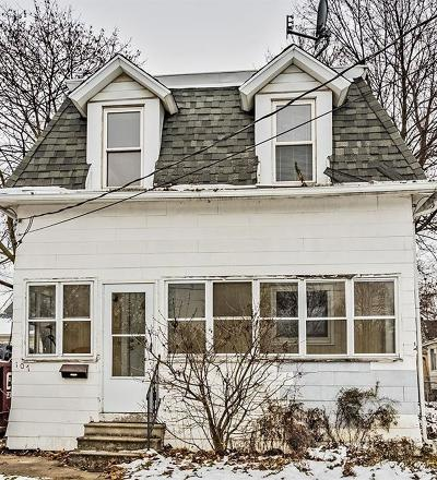 East Rochester Single Family Home A-Active: 107 S. Lincoln Rd.
