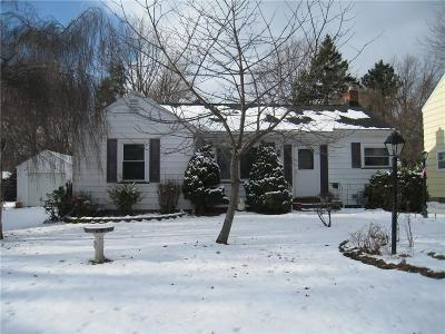 Rochester Single Family Home A-Active: 489 List Avenue