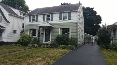 Irondequoit Single Family Home A-Active: 289 Rawlinson Road