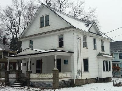 Orleans County Single Family Home A-Active: 1093 County Line Road