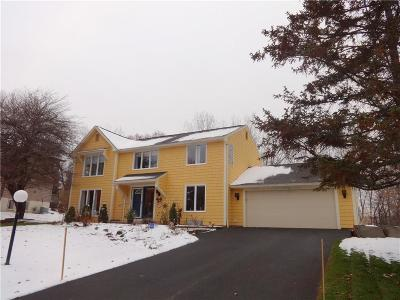 Pittsford Single Family Home A-Active: 44 Deer Creek Road
