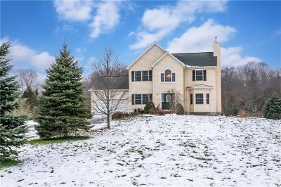 Genesee County Single Family Home A-Active: 5880 Bird Road