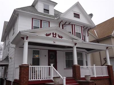 Rochester Single Family Home A-Active: 34 Gorsline Street