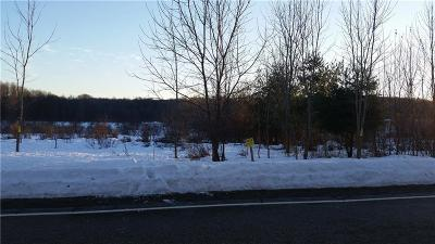 Chautauqua County Residential Lots & Land U-Under Contract: 00 Centrailia Hartfield