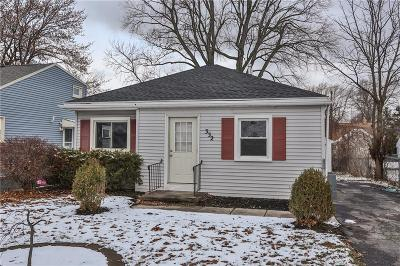 Rochester Single Family Home A-Active: 332 Leonard Road