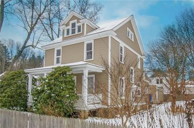 Jamestown Single Family Home A-Active: 503 Palmer Street
