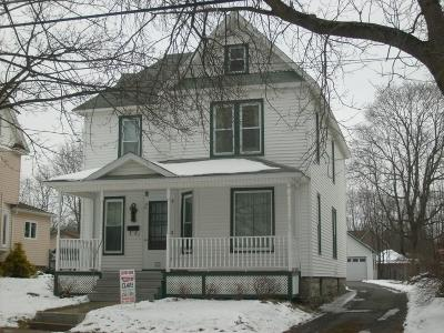 Auburn NY Single Family Home A-Active: $111,000