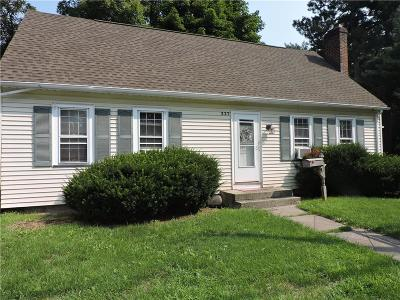 Monroe County Multi Family 2-4 A-Active: 327 East Elm Street