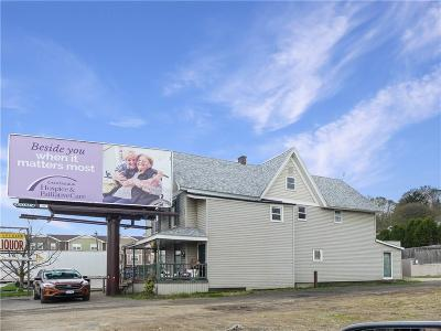 Jamestown Commercial A-Active: 713 East 2nd Street