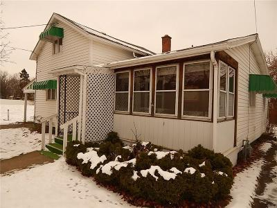 Dunkirk Single Family Home A-Active: 77 Franklin Avenue