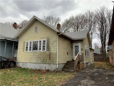 Rochester Single Family Home A-Active: 334 Clifford Avenue