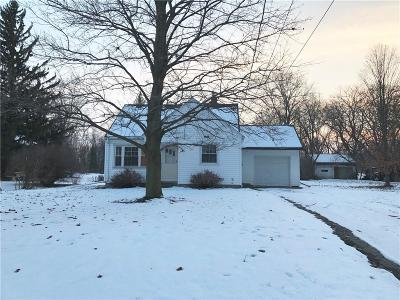 Orleans County Single Family Home A-Active: 16622 Ridge Road
