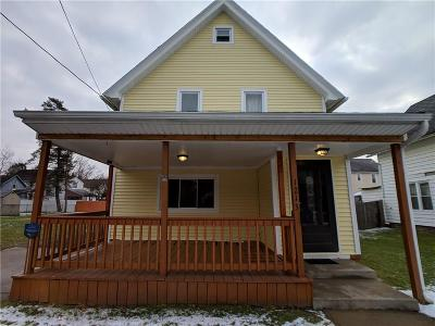 Single Family Home U-Under Contract: 1213 West Sullivan Street