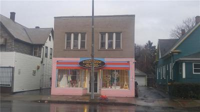 Monroe County Commercial A-Active: 1026 Hudson Avenue