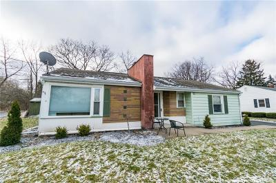 Single Family Home U-Under Contract: 12 Highland Terrace