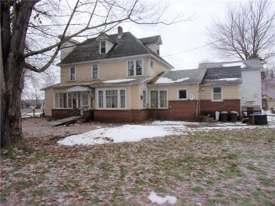 Bemus Point Single Family Home A-Active: 5608 Summit Avenue