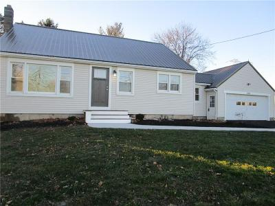 Monroe County Single Family Home U-Under Contract: 2685 South Union Street