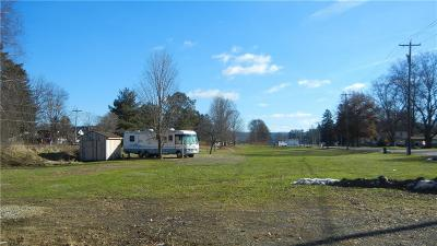 Allegany NY Residential Lots & Land A-Active: $98,000