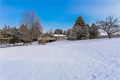 Victor Single Family Home A-Active: 6335 Bortle Road