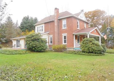 Jamestown NY Single Family Home A-Active: $139,900