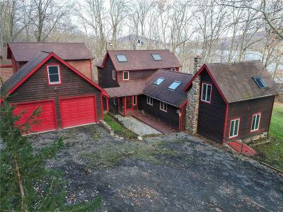 Single Family Home A-Active: 6393 Old Post Road