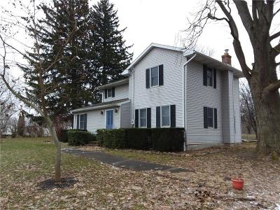 Genesee County Single Family Home A-Active: 2606 Richley Road