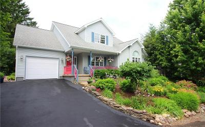 Chautauqua NY Single Family Home A-Active: $549,900