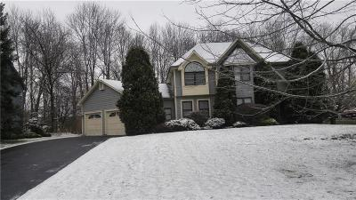 Penfield Single Family Home U-Under Contract: 61 Chippenham Drive
