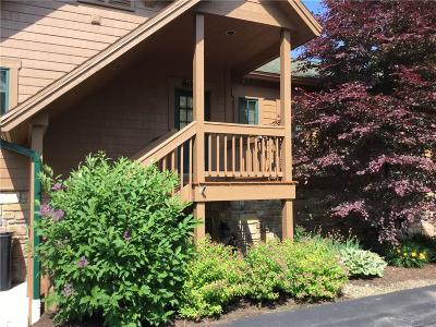Clymer, Findley Lake Condo/Townhouse A-Active: 8010 Northgate I #8010