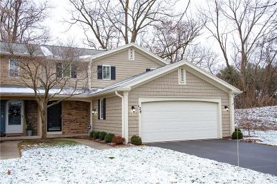 Pittsford Condo/Townhouse U-Under Contract: 128 Wood Creek Drive