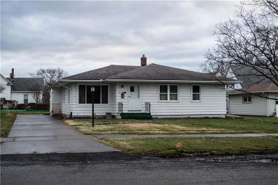 Dunkirk NY Single Family Home A-Active: $89,000