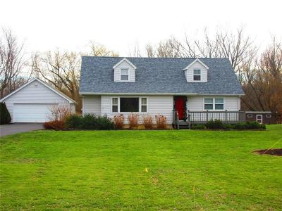 Dunkirk Single Family Home A-Active: 5197 Route 5 Road South