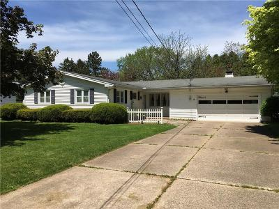 Orleans County Single Family Home A-Active: 4 Miller Drive