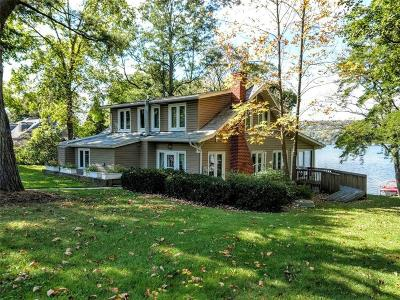 Single Family Home A-Active: 116 Rt 54 East Lake Road