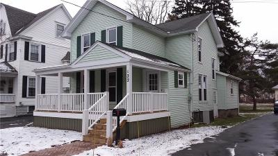 Genesee County Single Family Home A-Active: 122 Ross Street