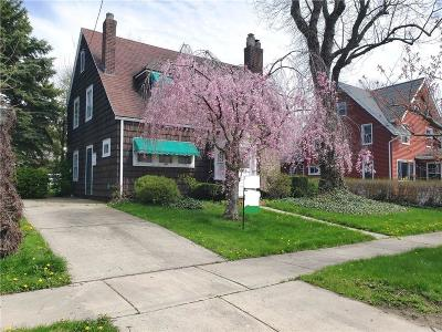 Dunkirk Single Family Home A-Active: 746 Eagle Street