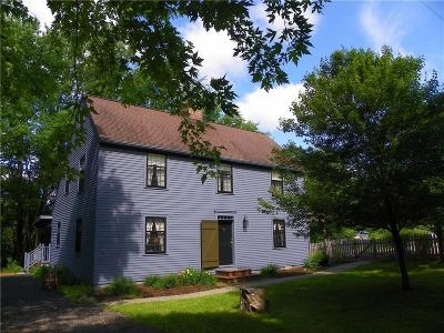 Sherman NY Single Family Home A-Active: $279,000