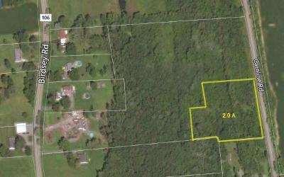 Residential Lots & Land A-Active: Part Of 893 Birdsey Road