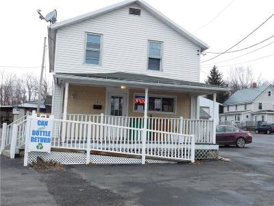 Victor Commercial For Sale: 20 School Street