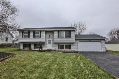 Genesee County Single Family Home A-Active: 28 Canterbury Lane