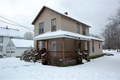 Gerry NY Single Family Home A-Active: $39,000