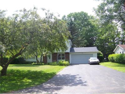 Rochester Single Family Home U-Under Contract: 15 Saddleback Trail