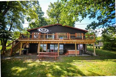 Single Family Home A-Active: 1841 Perry Point Road