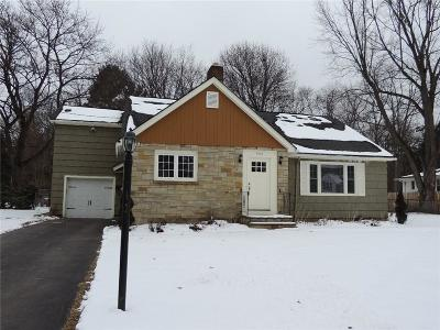 East Rochester Single Family Home A-Active: 905 Roosevelt Road